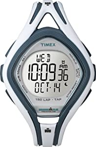 Timex Women's Ironman Sleek 150-Lap with TapScreen Technology T5K505AW