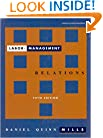 Labor Management Relations (McGraw-Hill Series in Management)