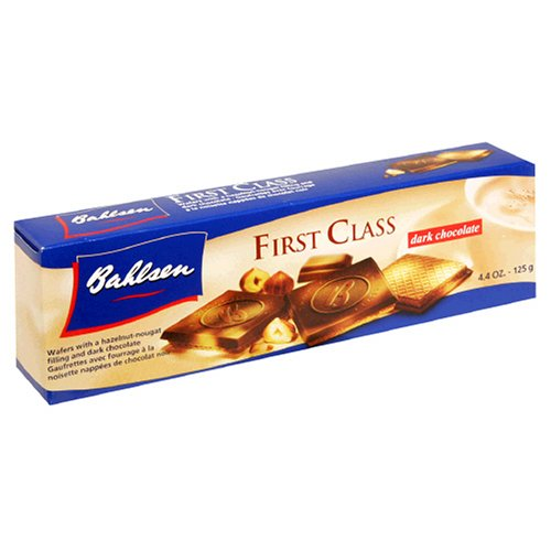 Buy Bahlsen First Class Cookies, Dark Chocolate, 4.4-Ounce Boxes (Pack of 12) (Bahlsen, Health & Personal Care, Products, Food & Snacks, Snacks Cookies & Candy, Cookies, Wafers)