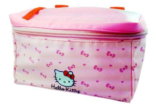 "Bike Fashion 816089 - Borsa per manubrio, serie ""Hello Kitty"""