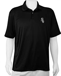 Chicago White Sox Control Desert Dry Polo By Antigua by Antigua