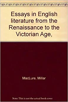 Essays by the renaisance