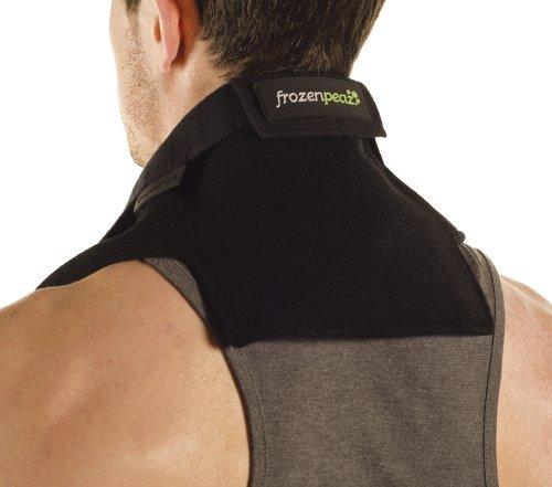 Frozenpeaz Reusable Heat/Ice Wrap - Neck & Shoulder Wrap