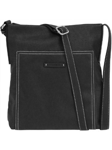 Esprit 073EA1O011 Uma Ladies Cross-Body Bag Black