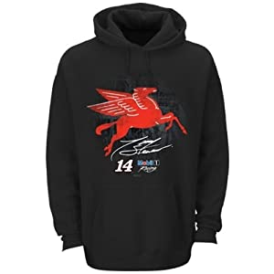 Tony Stewart CFS Mobil One Fan Up Sweatshirt by Checkered Flag