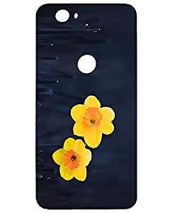 WEB9T9 Huawei Nexus 6P back cover Designer High Quality Premium Matte Finish 3D Case
