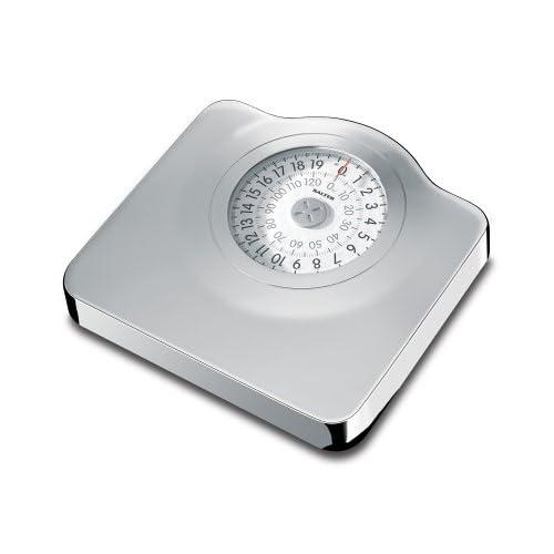 Mechanical Bathroom Scale Chrome