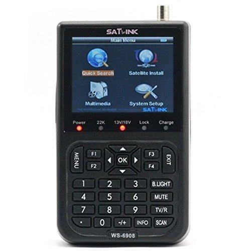 NEXspark KU Band Single Linear FTA Satellite Dish 10750 LNB 950-2000Mhz