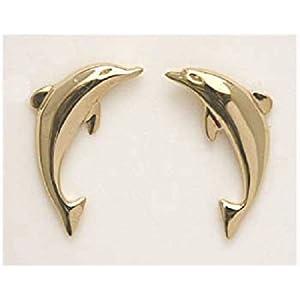 Name Earrings - 14k Solid Gold Hoop Name Earrings 1 Inch diameter