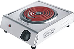Orbon 2000 Watt G Coil S.Steel Induction Cooktop With ON-OFF INDICATOR / Induction Cookers / Handy G Coil Cooktop