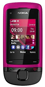 T�l�phone GSM NOKIA C205 ROSE
