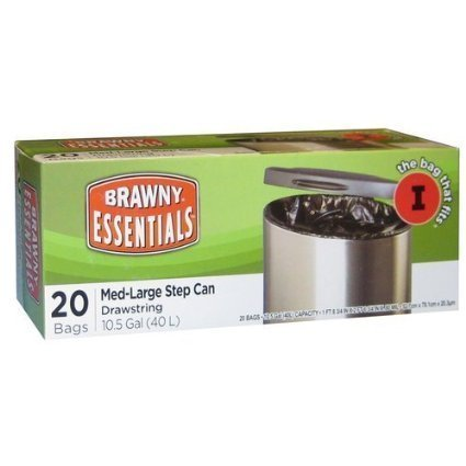 brawny-essentials-40l-drawstring-step-can-liners-by-nextep-inc