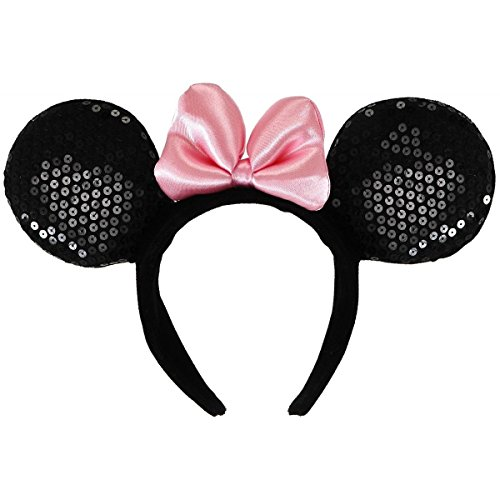 NEW Adult/Kid's Disney Costume Halloween/Cosplay Accessory Minnie Mouse Ears Headband