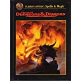 Spells & Magic: Players Option (Advanced Dungeons & Dragons Rulebook)by Richard Baker