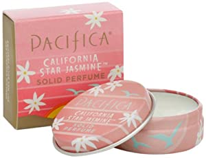 Pacifica California Star Jasmine Solid Perfume