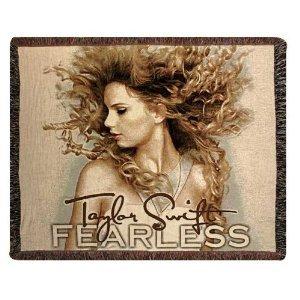 Taylor Swift - Fearless Blanket
