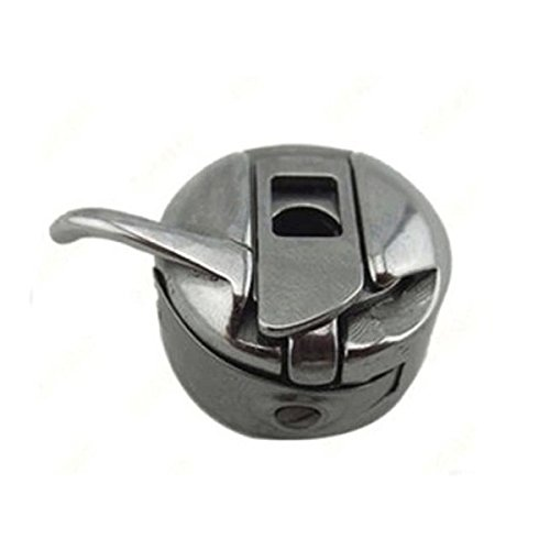 Tinksky Domestic Sewing Machine Metal Bobbin Case for Brother Singer Janome Newhome Toyota