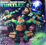 Teenage Mutant Ninja Turtles - 2014 Calendar