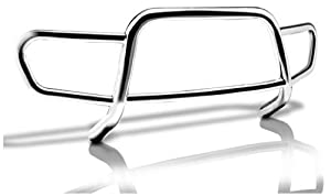 Romik 21803431 Stainless Steel Bull Bar with Brush Guard for Nissan Armada