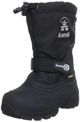 kamik-waterbug5g-unisex-kinder-schneestiefel-schwarz-blk-black-29-30-eu
