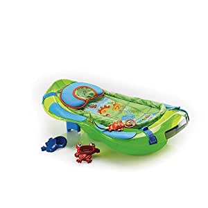 buy fisher price 3 stage rainforest bath tub online at low prices in india. Black Bedroom Furniture Sets. Home Design Ideas