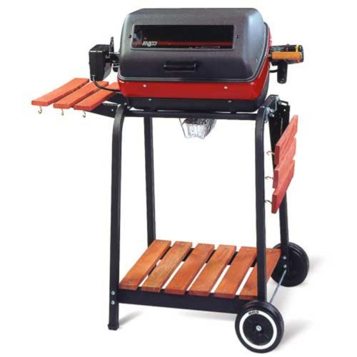 Meco Ultimate Electric Cart Grill Size - 43.5L x 21W x 41H inches