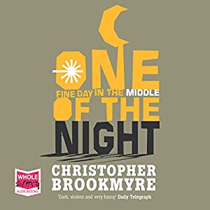 One Fine Day in the Middle of the Night Audiobook