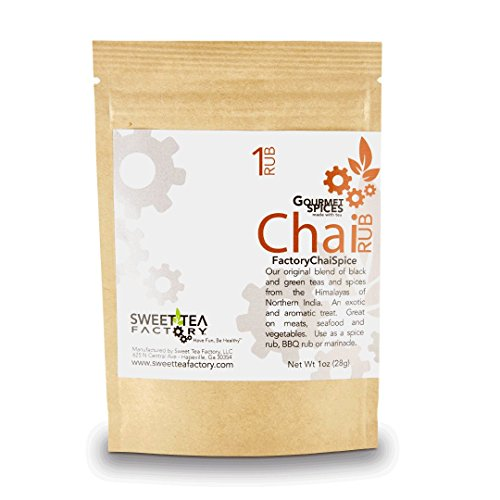 Chai (Curry) Spice Rub 1Oz Pouch