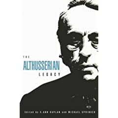 The Althusserian Legacy