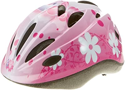 Carpoint 5036452 Girls' Bike Helmet S Flowers by Service Best International