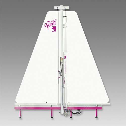 Foster Keencut Verdi Twin 8' Electric Twin Vertical Cutter - 82020