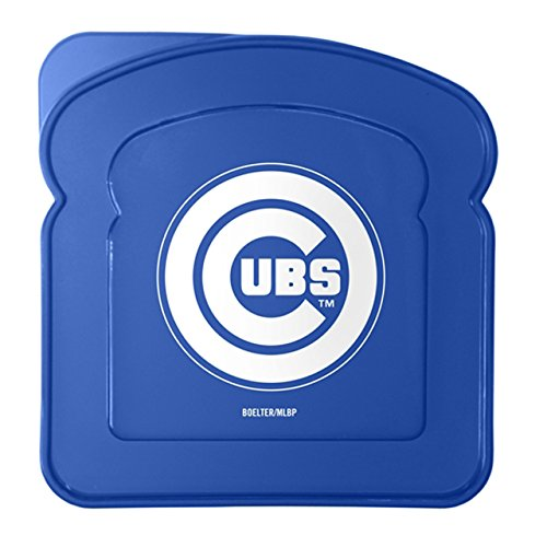 chicago-cubs-plastic-sandwich-container-clear