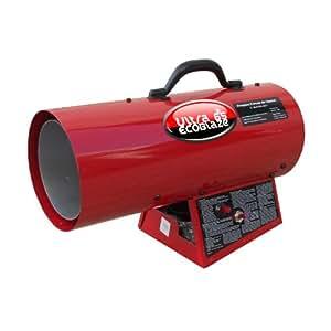 Kiam ecoblaze 65 portable propane space heater 65 000 btu 19kw diy tools - Small propane space heater collection ...