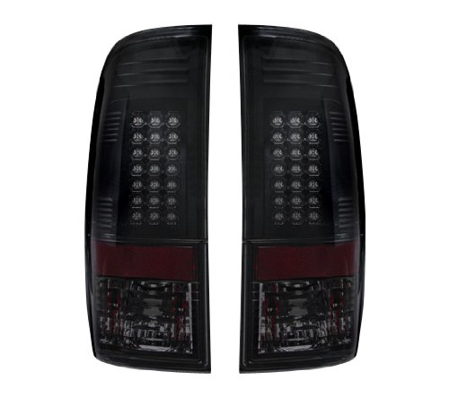 Recon 264176Bk Led Tail Lights