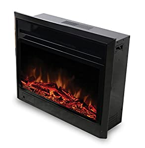 28 Electric Fireplace Insert