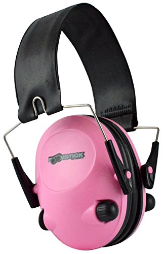 Buy Cheap Boomstick Gun Accessories Electronic Ear Muff, Pink