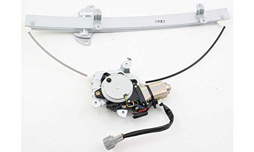 Evan-Fischer EVA16772030778 Window Regulator Power With Motor Front Driver Side Replaces Partslink# NI1350111 (2002 Maxima Driver Window Motor compare prices)