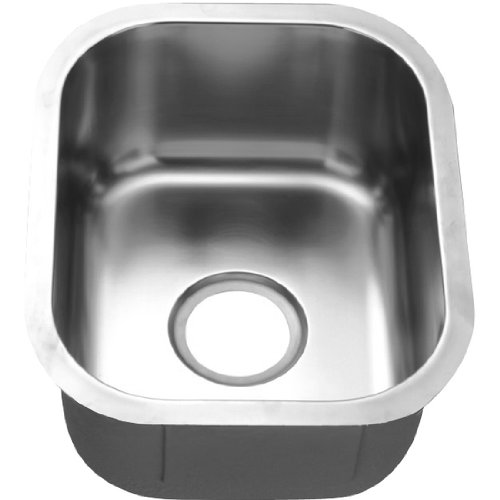 Black Friday Stainless Steel Undermount Bar Sink