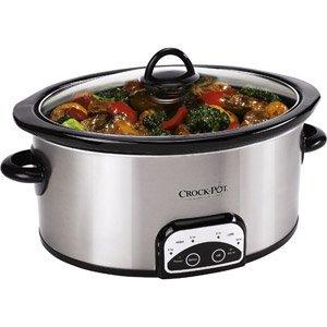 Crock-Pot Smart-Pot 4 quart Programmable Slow Cooker by Crock-Pot