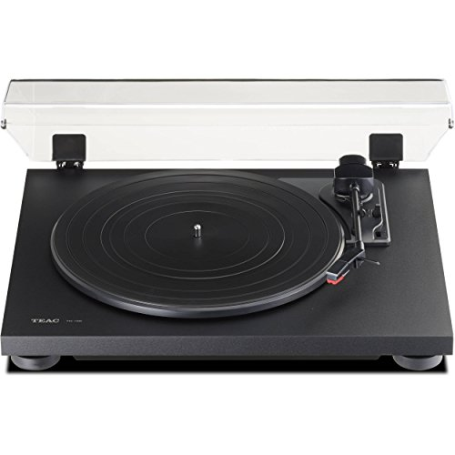 Buy Cheap Teac TN100B Belt-Drive Turntable with Preamp and USB (Flat Black)