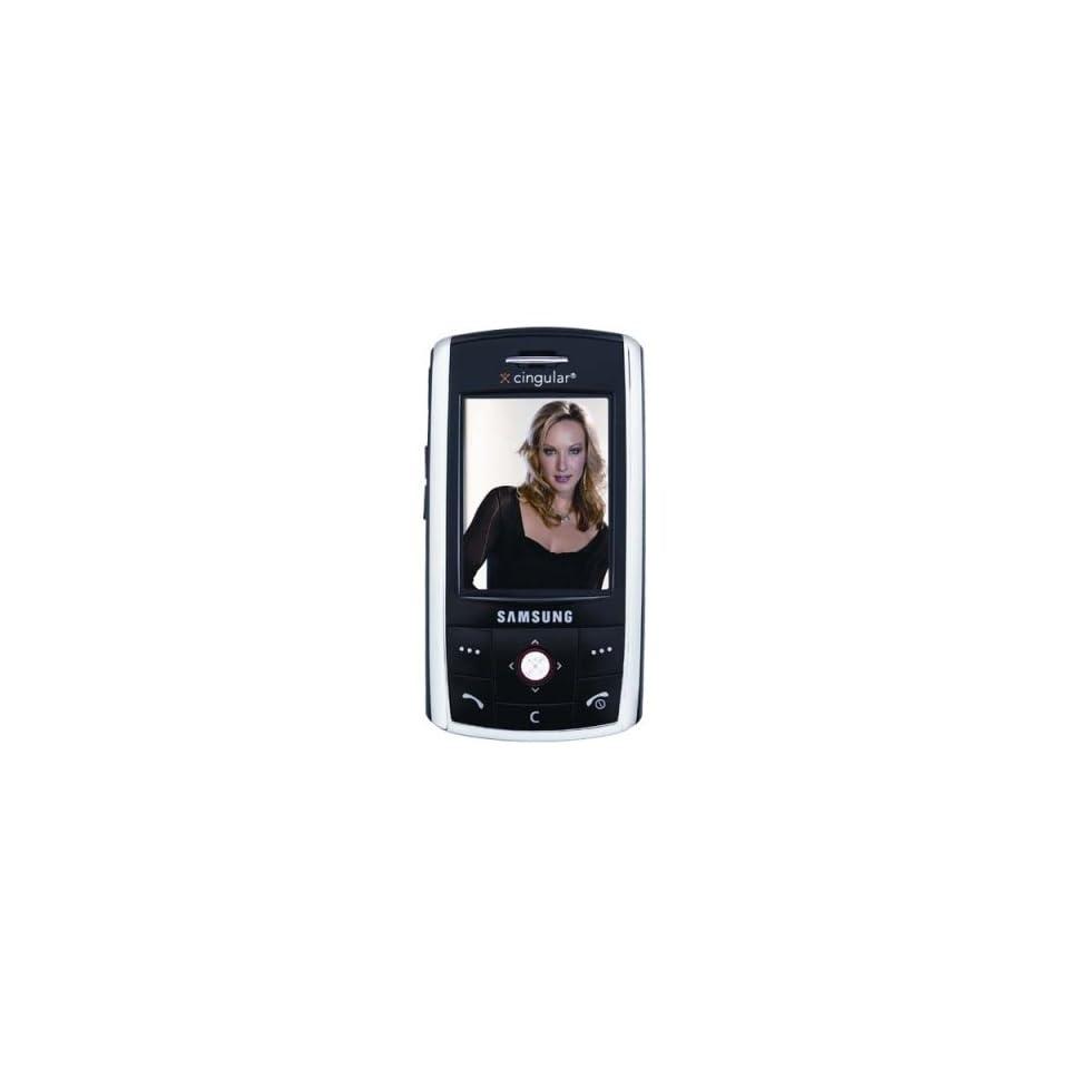 Samsung SGH D807 Unlocked GSM Slider Phone (Cingular Branded)   Quad Band, 1.3 Megapixel Camera, Car Charger & 1GB microSD Card Included