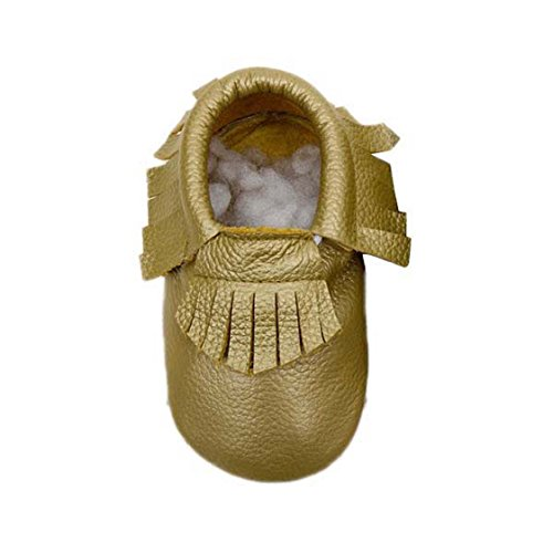Read About FEITONG(TM) Baby Tassel Soft Sole Cow Leather Shoes Infant Boy Girl Toddler Moccasin