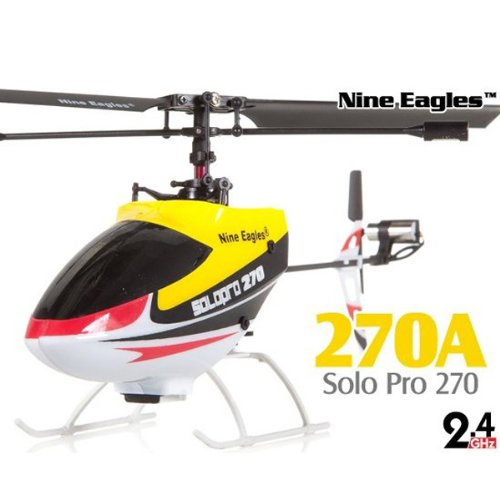 Big Bargain Nine Eagles SoloPro 270A 2.4GHz 4CH RC Helicopter RTF