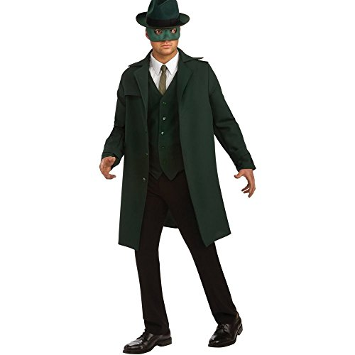 Deluxe Green Hornet Costume
