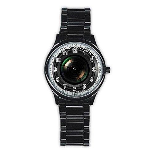 nikon-coolpix-digital-camera-stainless-steel-watch