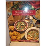 Soups and Stews: Stocks to One-Pot Meals (Cole's Kitchen Arts) (1564260666) by Scheer, Cynthia