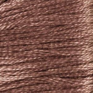 DMC (611) Six Strand Embroidery Cotton 8.7 Yard Drab Brown By The Each