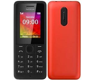 Nokia 106 Téléphone Mobile Compact Blanc