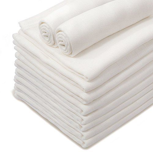 10-x-white-luxury-soft-for-newborn-baby-muslin-squares-cloth-bibs-wipes-100-pure-cotton-pack-of-10-r
