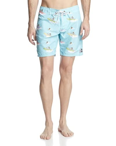 ambsn Men's Boris Boardshort